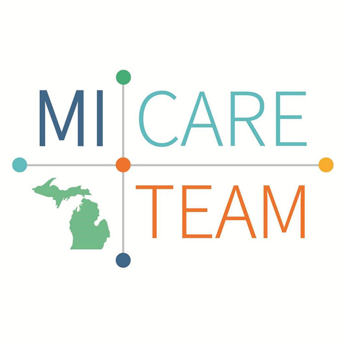 MI Care Team Logo