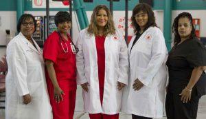 OB/GYN Doctors And Nurses