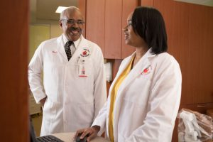Doctors Chatting